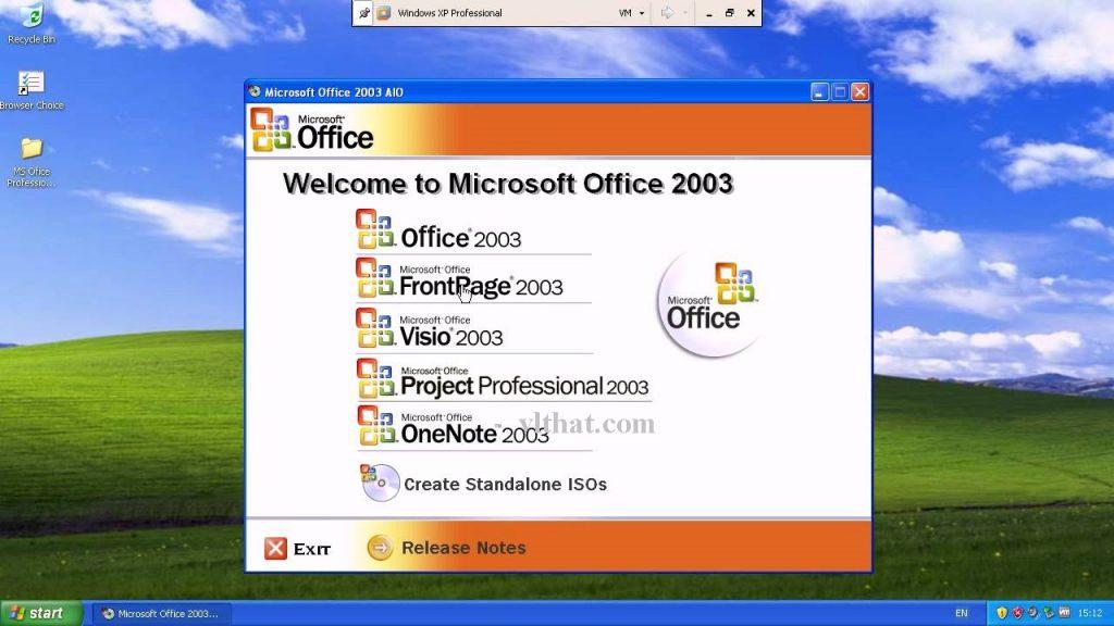 Microsoft Office Professional Edition 2003, Microsoft Office FrontPage 2003,Phần Mềm Tạo Website Cơ Bản