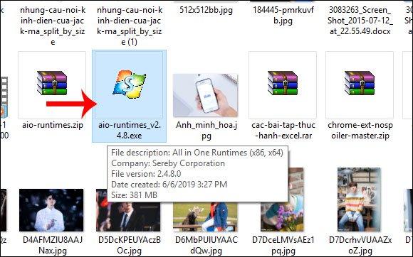 Các cách fix lỗi 0xc000007b trên Windows 5