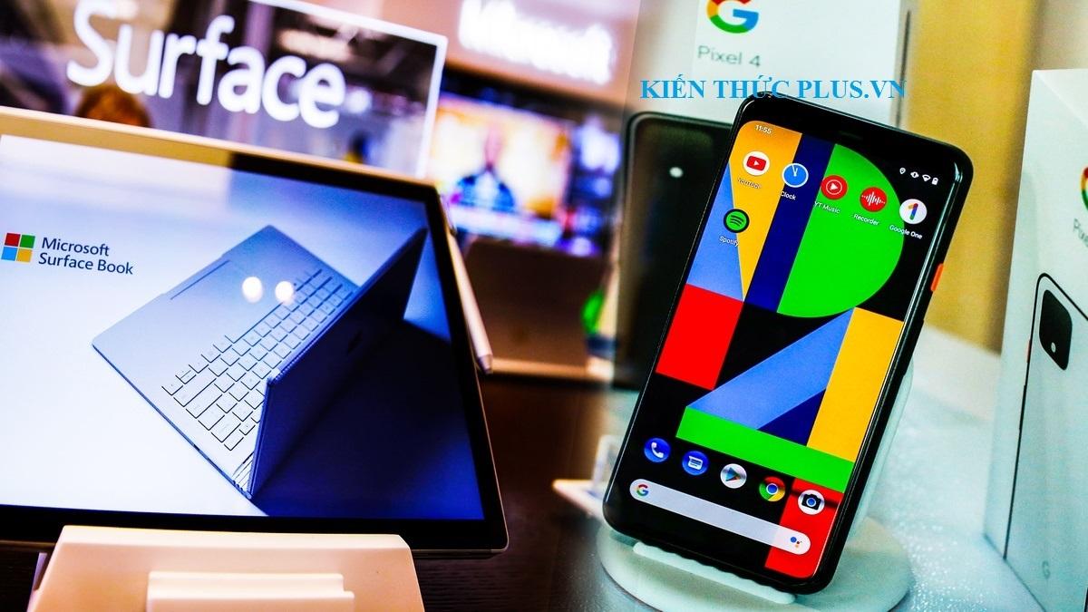 Các nhà máy của Google và Microsoft có thể chuyển sang Việt Nam