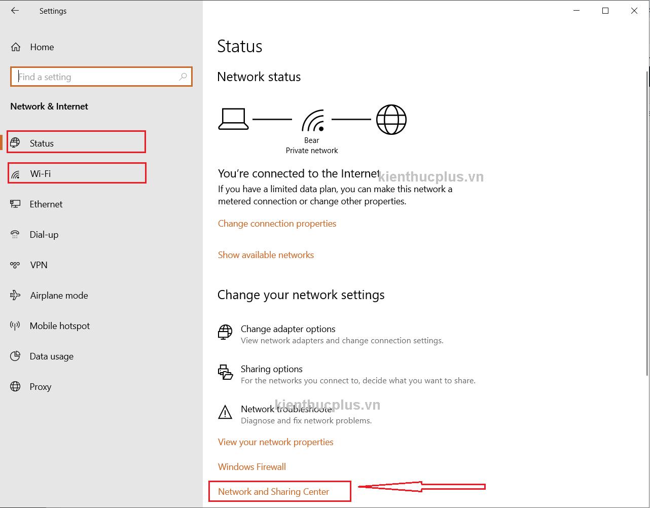 Cách lấy mật khẩu Wifi trên Windows 10 mới nhất