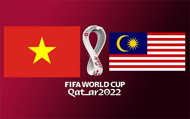Xem Việt Nam vs Malaysia ở kênh nào?