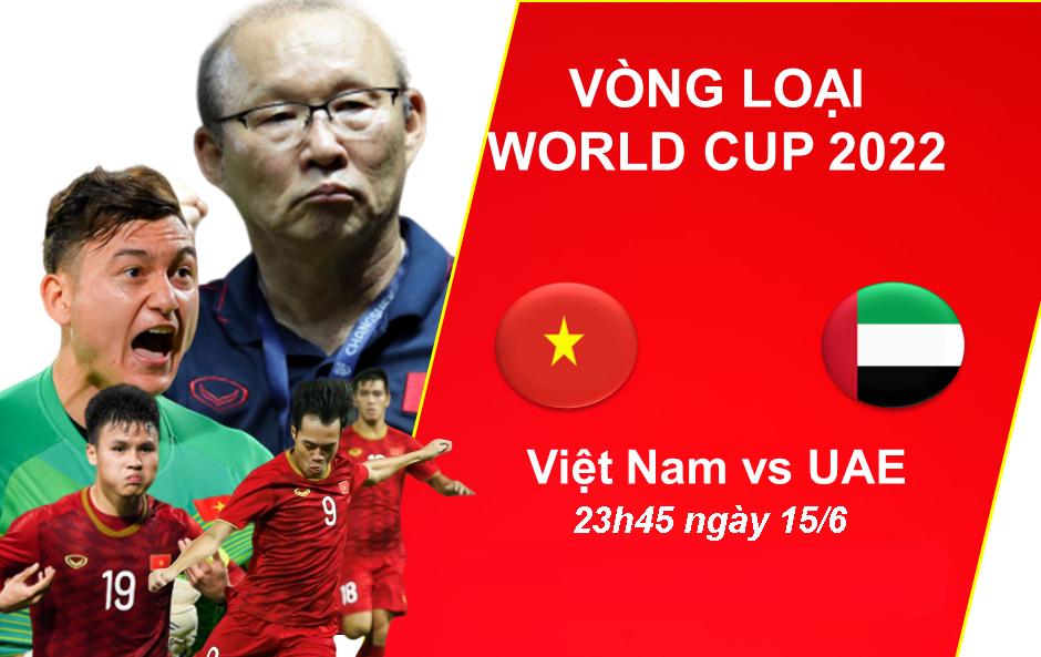 xem Trực tiếp, xem Việt Nam vs UAE, xem kênh ở đâu?