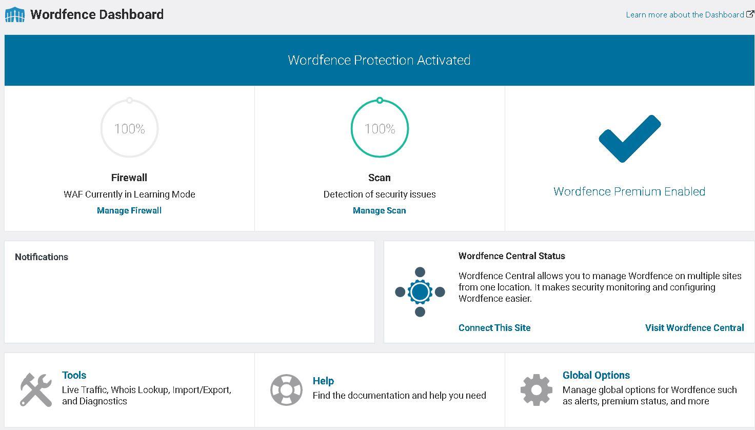 Wordfence Security Premium v7.5.4 mới nhất