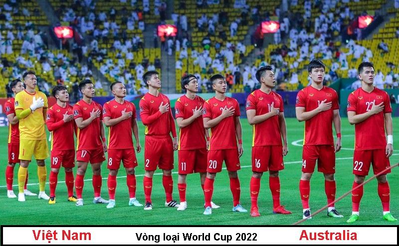Xem trực tiếp Việt Nam vs Australia ở đâu?